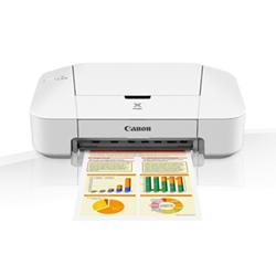 Imprimante à jet d'encre Canon PIXMA iP2850 - Imprimante - couleur - jet d'encre - A4/Legal - jusqu'à 8 ipm (mono) / jusqu'à 4 ipm (couleur) - capacité : 60 feuilles - USB 2.0