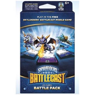 Activision - SKYLANDERS BATTLECAST BOOSTER PACK