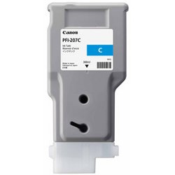 Serbatoio Canon - Serbatoio ciano pfi-207 c