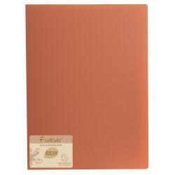 Boîte à archive Exacompta Forever - Porte vues - 40 pochettes - A4 - orange