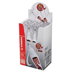 STABILO 888PM XL - Stylo correcteur - 10 ml - blanc (pack de 12)