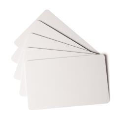 Cartes de visite DURABLE DURACARD LIGHT - Carte - polychlorure de vinyle (PVC) - 500 microns - 53.98 x 86.6 mm 100 carte(s) - pour DURACARD ID 300