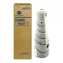 Toner Konica Minolta - Toner bizhub 250 ton blk