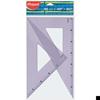 Maped - Squadre coppia geometric cm 36