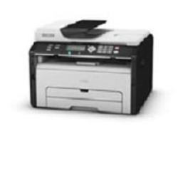 Imprimante laser multifonction Ricoh SP 213SFw - Imprimante multifonctions - Noir et blanc - laser - A4 (210 x 297 mm) (original) - A4 (support) - jusqu'à 22 ppm (impression) - 150 feuilles - 33.6 Kbits/s - USB 2.0, Wi-Fi(n)