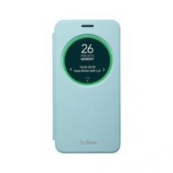 Housse ASUS View Flip Cover - Protection à rabat pour téléphone portable - bleu - pour ASUS ZenFone 2 Laser (ZE500KL)