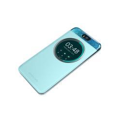 Housse ASUS MyView Cover - Protection à rabat pour téléphone portable - polyuréthane, polycarbonate - bleu - pour ASUS ZenFone Selfie (ZD551KL)
