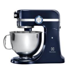 Robot pâtissier Electrolux Kitchen Assistant EKM4500 - Robot multi-fonctions - 1000 Watt - bleu marine