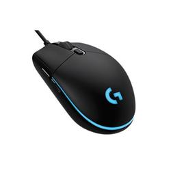Souris Logitech Gaming Mouse G Pro - Souris - optique - 6 boutons - filaire - USB