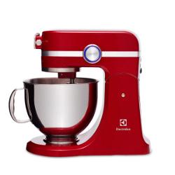 Robot pâtissier Electrolux Kitchen Assistant EKM4000 - Robot multi-fonctions - 1000 Watt - Rouge pastèque