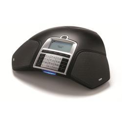Téléphone fixe Konftel 250 - Téléphone pour conférence - noir charbon