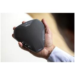 Téléphone fixe Konftel Ego - Téléphone mains libres - sans fil - Bluetooth - USB