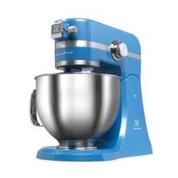 Robot pâtissier Electrolux Assistent line EKM4800 - Batteur - 4.8 litres - 1000 Watt - bleu sly