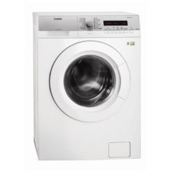 Lave-linge AEG LAVAMAT L76270SL - Machine à laver - pose libre - largeur : 60 cm - profondeur : 48 cm - hauteur : 85 cm - chargement frontal - 6.5 kg - 1200 tours/min - blanc