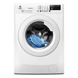 Lave-linge Electrolux RWF1274BW - Machine à laver - pose libre - chargement frontal - 7 kg - 1200 tours/min - blanc