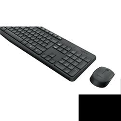 Foto Kit tastiera mouse Mk235 Logitech