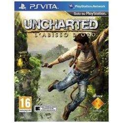 Videogioco Sony - UNCHARTED L'ABISSO D'ORO PS Vita