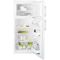 Réfrigérateur Electrolux RJ1800AOW - Réfrigérateur/congélateur - pose libre - largeur : 49.6 cm - profondeur : 60.6 cm - hauteur : 120.9 cm - 173 litres - congélateur haut - classe A+ - blanc