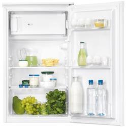Réfrigérateur Electrolux RRT1000AOW - Réfrigérateur avec compartiment freezer - pose libre - largeur : 49.4 cm - profondeur : 49.4 cm - hauteur : 84.7 cm - 96 litres - classe A+ - blanc