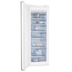 Congélateur AEG A82700GNW0 - Congélateur - pose libre - largeur : 59.5 cm - profondeur : 66.8 cm - hauteur : 185 cm - 229 litres - congélateur-armoire - Classe A++ - blanc