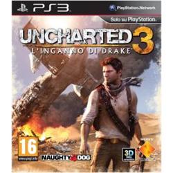 Videogioco Sony - UNCHARTED 3: L'INGANNO DI DRAKE PS3 ESS