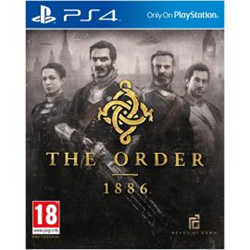 Videogioco Sony - THE ORDER: 1886 PS4