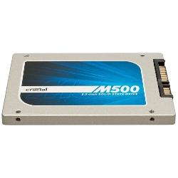 Disque dur interne Crucial M500 - Disque SSD - 240 Go - interne