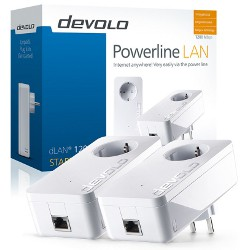 Power line Devolo - Dlan 1200+ powerline devolo starter