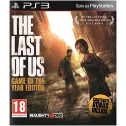 Videogioco Sony - THE LAST OF US: GAME OF THE YEAR EDITION