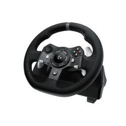 Contrôleurs Logitech G920 Driving Force - Ensemble volant et pédales - filaire - pour Microsoft Xbox One