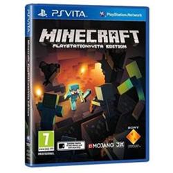Videogioco Sony - MINECRAFT PS VITA