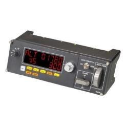 Controller Pro flight multipanel - logitech - monclick.it