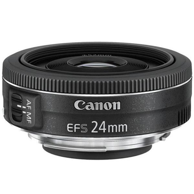 Canon - EF-S 24MM F/2 8 STM