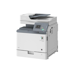 Imprimante laser multifonction Canon imageRUNNER C1335iF - Imprimante multifonctions - couleur - laser - A4 (210 x 297 mm), Legal (216 x 356 mm) (original) - A4/Legal (support) - Legal (216 x 356 mm), A4 (210 x 297 mm) (support) - jusqu'à 35 ppm (copie) - jusqu'à 35 ppm (impression) - 650 feuilles - 33.6 Kbits/s - USB 2.0, Gigabit LAN, hôte USB