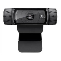 Webcam Logitech B910 HD Webcam - Webcam - couleur - 5 MP - 1280 x 720 - audio - USB 2.0