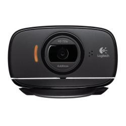 Webcam Logitech HD Webcam C525 - Webcam - couleur - 1280 x 720 - audio - USB 2.0