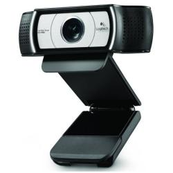Webcam Logitech Webcam C930e - Webcam - couleur - 1920 x 1080 - audio - USB 2.0 - H.264