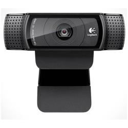 Webcam Logitech HD Pro Webcam C920 - Webcam - couleur - 1920 x 1080 - audio - USB 2.0 - H.264