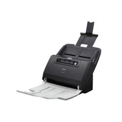 Scanner Canon imageFORMULA DR-M160II - Scanner de documents - Recto-verso - 216 x 3000 mm - 600 ppp - jusqu'à 60 ppm (mono) / jusqu'à 60 ppm (couleur) - Chargeur automatique de documents (60 feuilles) - jusqu'à 7000 pages par jour - USB 2.0
