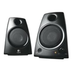 Enceinte PC Logitech Z-130 - Haut-parleurs - pour PC - 5 Watt