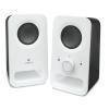 Enceinte PC Logitech - Logitech Z150 - Haut-parleurs -...