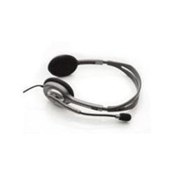 Casque Logitech Stereo Headset H110 - Casque - sur-oreille