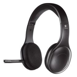 Casque Logitech Wireless Headset H800 - Casque - sur-oreille - sans fil - 2,4 GHz