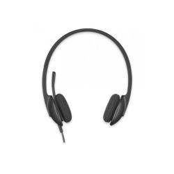 Casque Logitech USB Headset H340 - Casque - sur-oreille