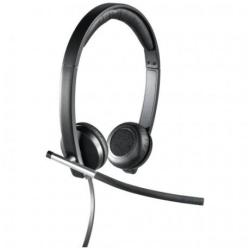 Logitech USB Headset Stereo H650e - Casque - sur-oreille
