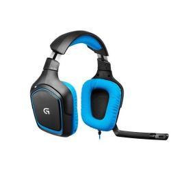 Cuffie Logitech - G430 Surround Sound Gaming