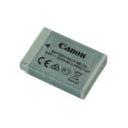 Batterie Canon Battery Pack NB-13L - Pile pour appareil photo Li-Ion 1250 mAh - pour PowerShot G5 X, G7 X, G9 X, G9 X Mark II, SX620 HS, SX720 HS
