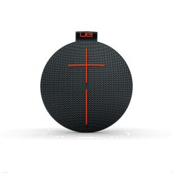 haut-parleur sans fil UE ROLL - Haut-parleur - pour utilisation mobile - Canal 2.1 - sans fil - noir volcan