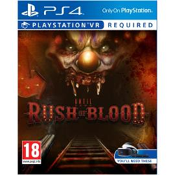 Videogioco Sony - Until dawn: rush of blood vr Ps4