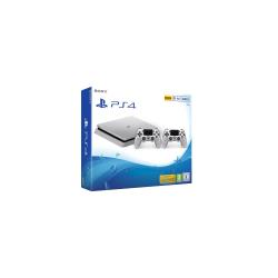 Console Ps4 + 2ds4 silver - sony - monclick.it